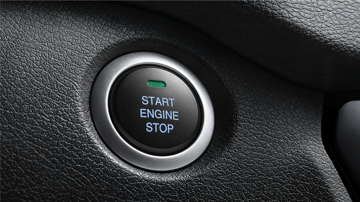 Кнопка start/stop Geely Emgrand X7
